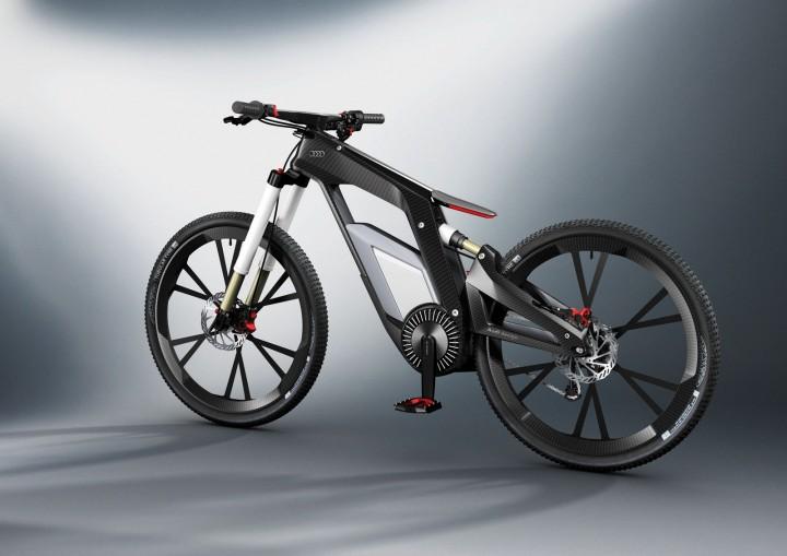 audi e bike w rthersee concept car body design. Black Bedroom Furniture Sets. Home Design Ideas