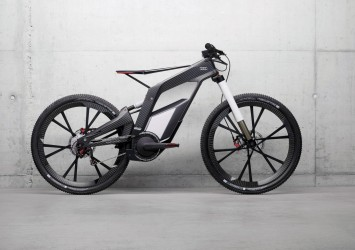 Audi e-bike Worthersee Concept