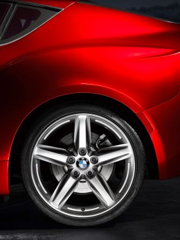 BMW Zagato Coupe - Wheel detail