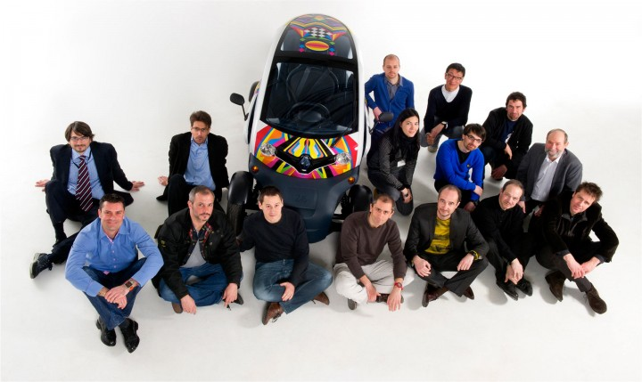 Renault Twizy - Design Team