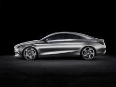 Gorden Wagener on the Mercedes-Benz Concept Style Coupé