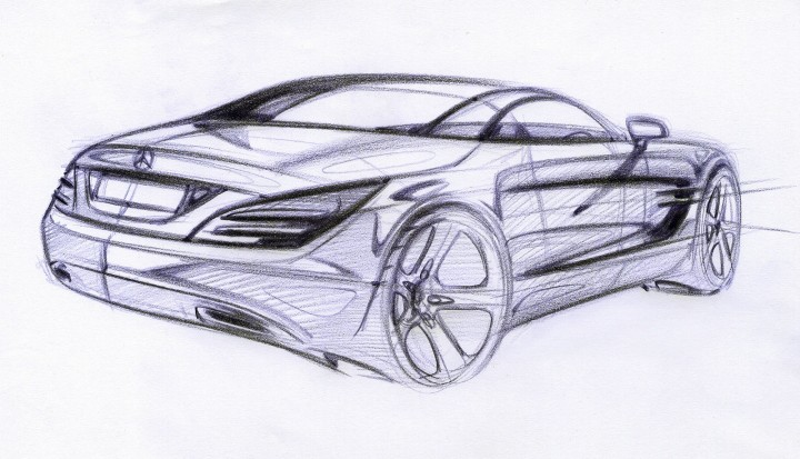 Mercedes Benz Design Philosophy Car Body Design