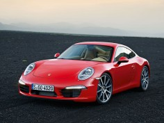Porsche 911 Carrera wins Red Dot Design Award