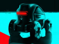 SPD Milan hosts Renault Twizy Design Story