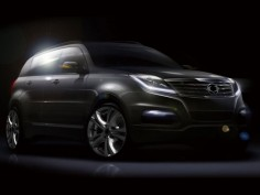 Ssangyong previews restyled Rexton