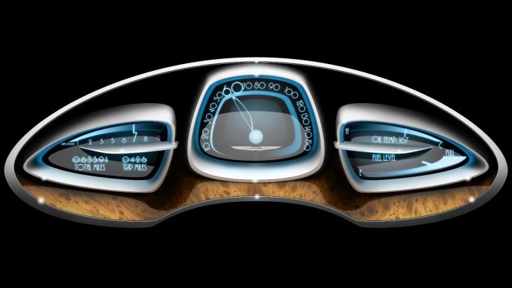 2012 Chrysler 200 Grill >> LTU Degree Show 2012 – Part 2 - Car Body Design