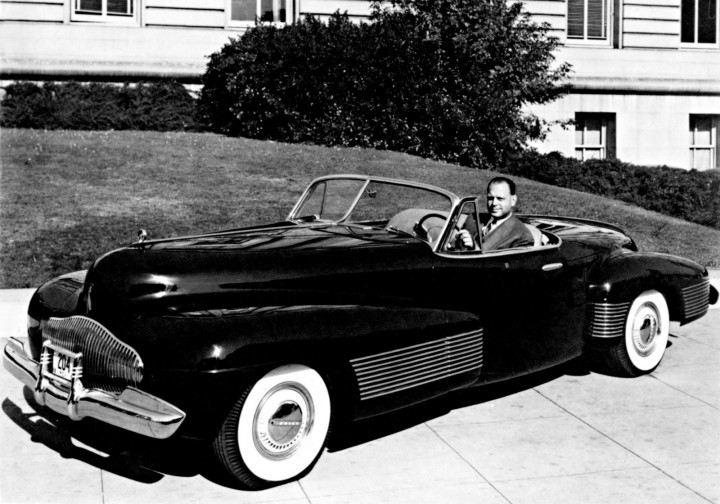 85 Years Of GM Design The Timeline Car Body Design
