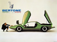 Bertone celebrates Centenary with historic exhibition