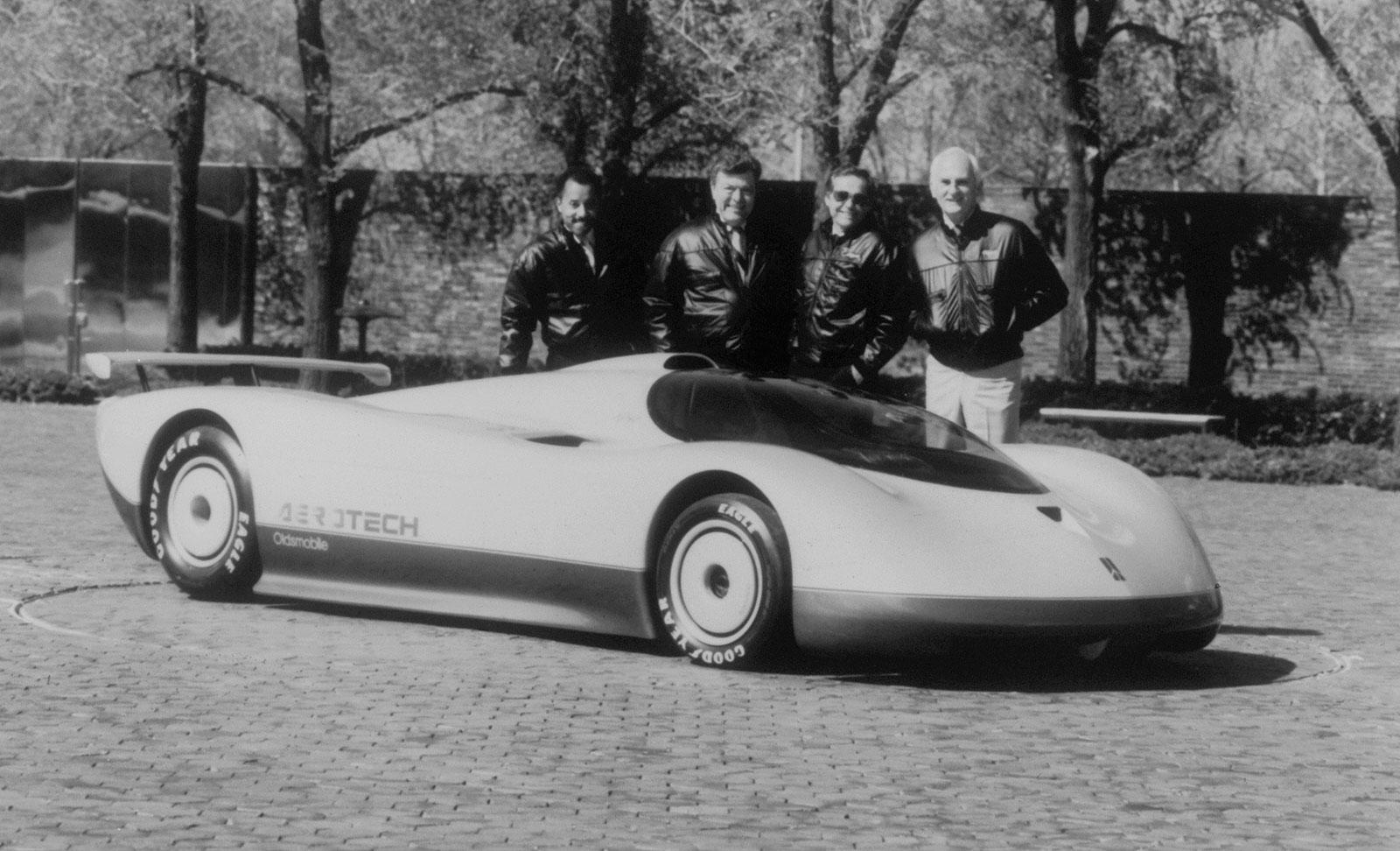 The Legend Called GM Design