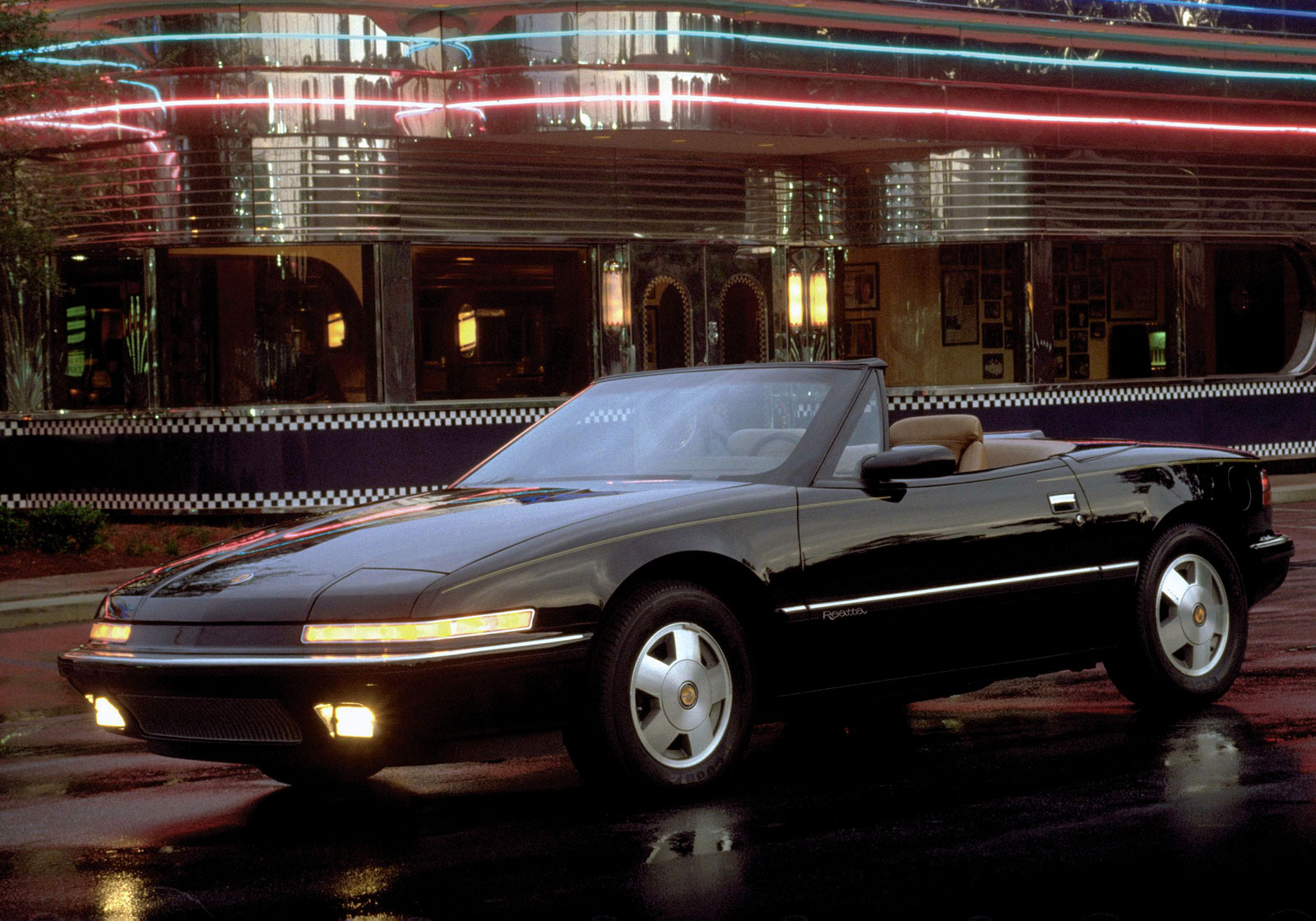 The Legend Called Gm Design Home C2 Bb 1993 Ford Mustang Convertible Engine Partment Fuse Box 1980s 1988 Buick Reatta