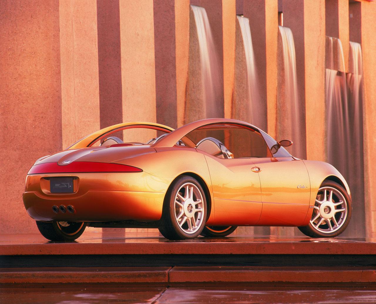 Image 40 Of 49 Pontiac Aztek Concept Car Buick Cielo 1951 Xp 300 1999 Body Design