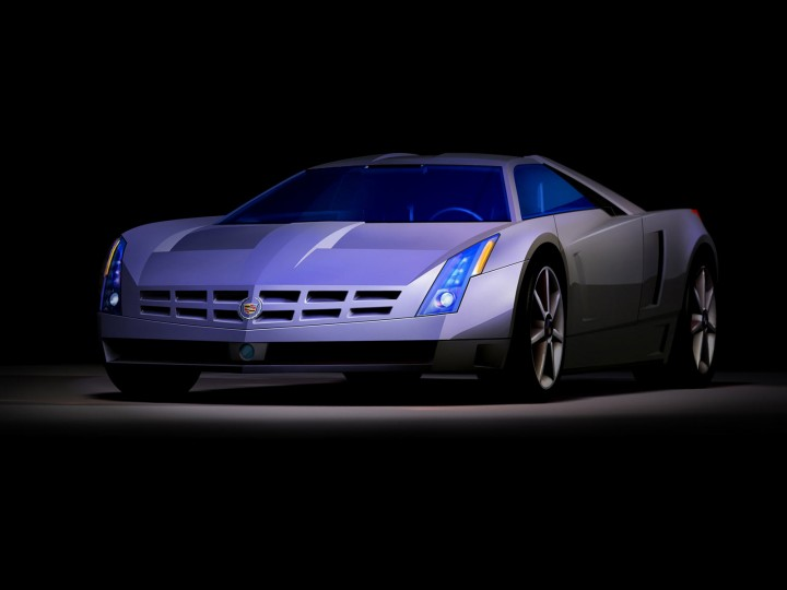 85 years of gm design the timeline part 2 page 5 car body design 2002 cadillac cien concept publicscrutiny Image collections