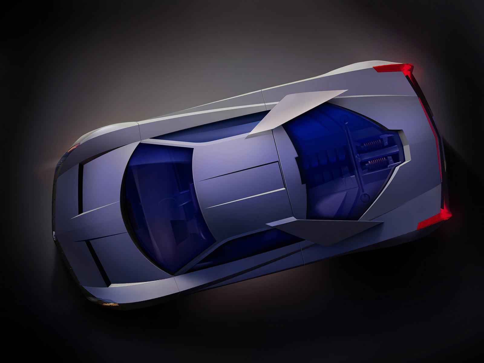 Lexus lf gh concept 2011 exterior detail 49 of 49 1600x1200 - 2002 Cadillac Cien Concept 2002 Cadillac Cien Concept