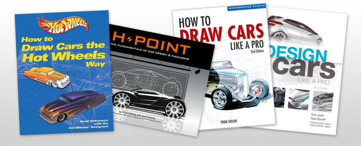 Car Design Books