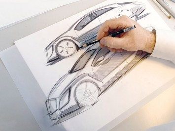 Learning How To Draw Cars Car Body Design