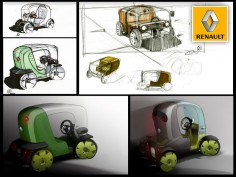 Renault Twizy Design Story: the video