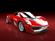 GrabCAD Supercar Body Design Challenge 2012: the results