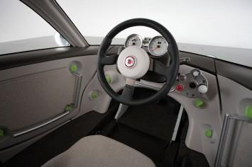 Toyota Camette Sora Interior