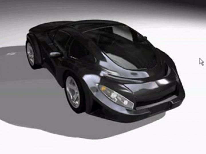 Concept Car modeling tutorial