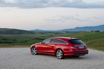 Mercedes-Benz CLS Shooting Brake 500 4MATIC