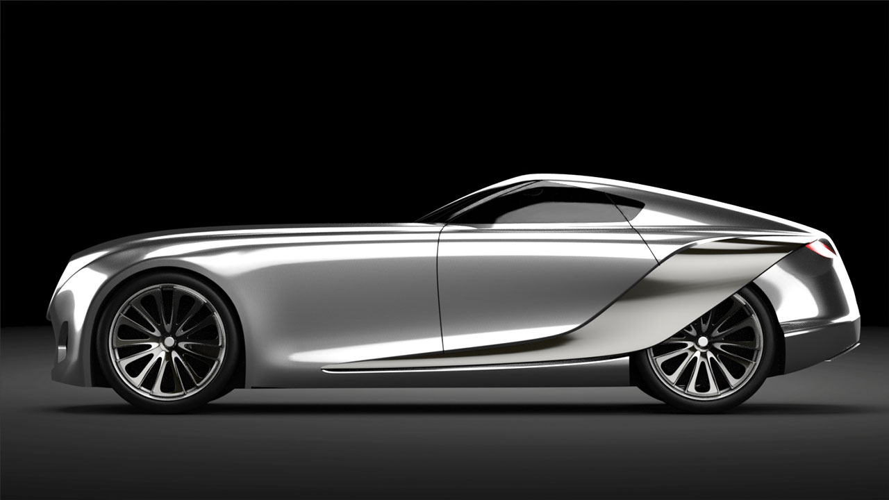 Bentley 2030 Concept Concept Cars Drive Away 2day