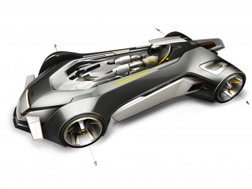 UID Degree Show 2012: Audi Elite Concept