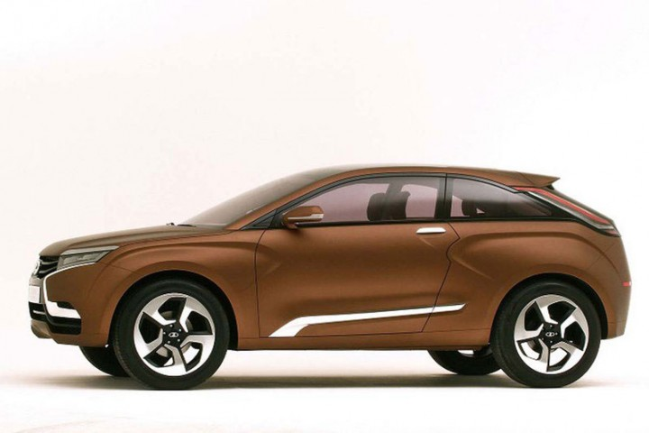 lada xray concept car body design. Black Bedroom Furniture Sets. Home Design Ideas