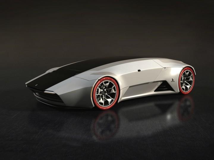 Raymanta Concept Car Body Design