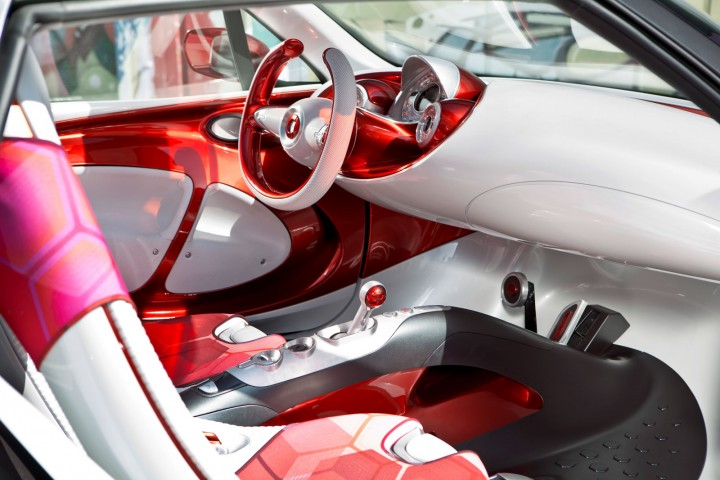 smart forstars concept car body design. Black Bedroom Furniture Sets. Home Design Ideas