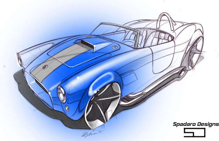 Anthony Spadaro - 1964 Shelby Cobra