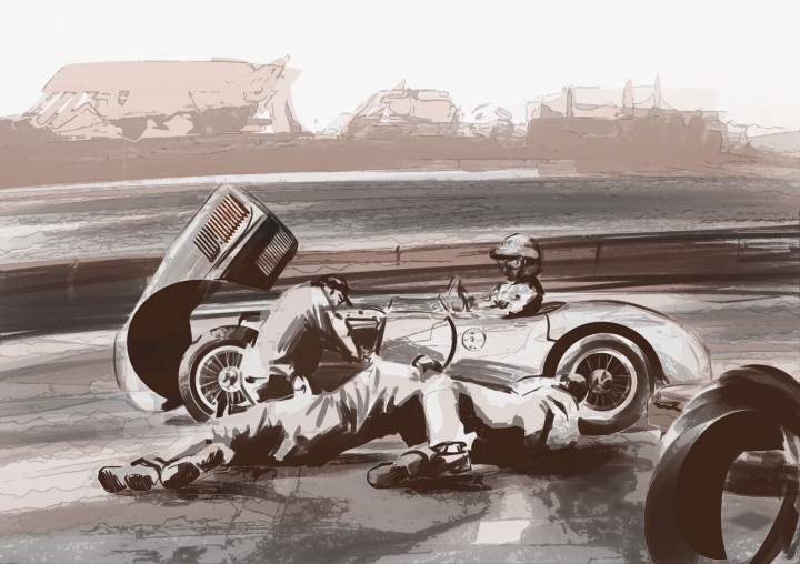 Jochen Buck - 1960 motor racing