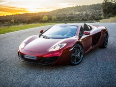 Frank Stephenson on the McLaren 12C Spider