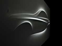 Mercedes-Benz Aesthetics S design sculpture