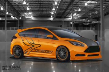 2013 Ford Focus ST by Bojix Design