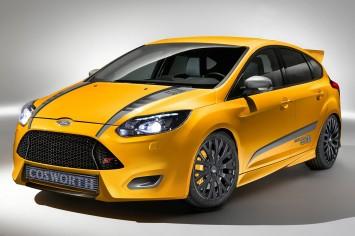 2013 Ford Focus ST by M and J Enterprise