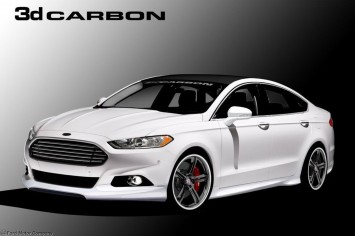 2013 Ford Fusion by 3dCarbon - Air Design