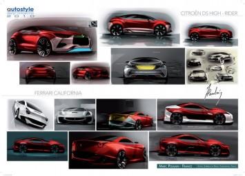 Autostyle design competition 2012 car body design - Bagno 01 san benedetto po ...