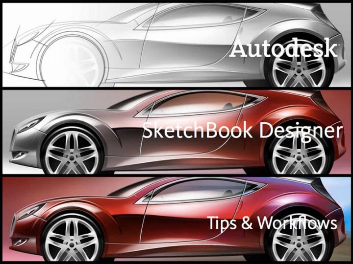 autodesk sketchbook tutorial for beginners pdf