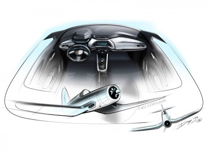 chevrolet onix design gallery car body design. Black Bedroom Furniture Sets. Home Design Ideas
