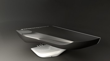 Pleyel Piano Concept by Peugeot Design Lab