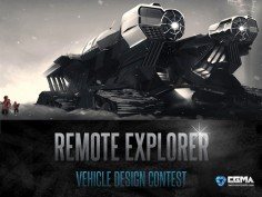 Remote Explorer Design Contest: the Winners