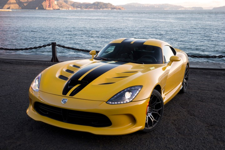 Dodge Viper Yellow 2013 dodge srt viper