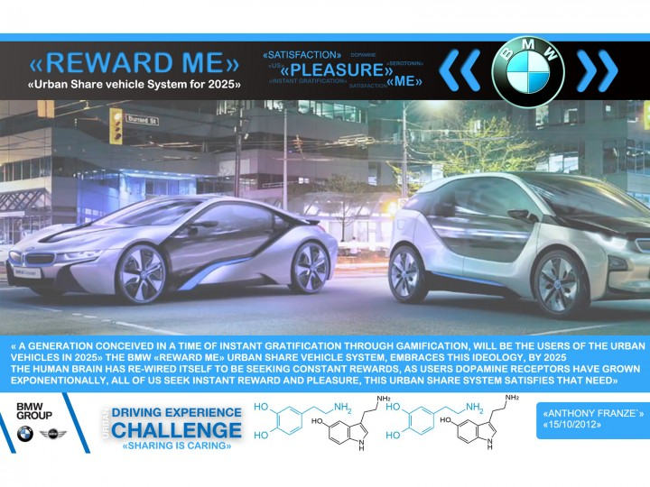 Local Motors/BMW Urban Driving Experience Challenge: the winners