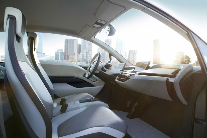 BMW i3 Concept Coupe Interior