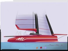 Boat-Design-Sketch-by-Bernie-Walsh