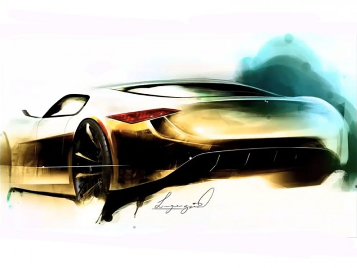 Quick Car Sketch Video