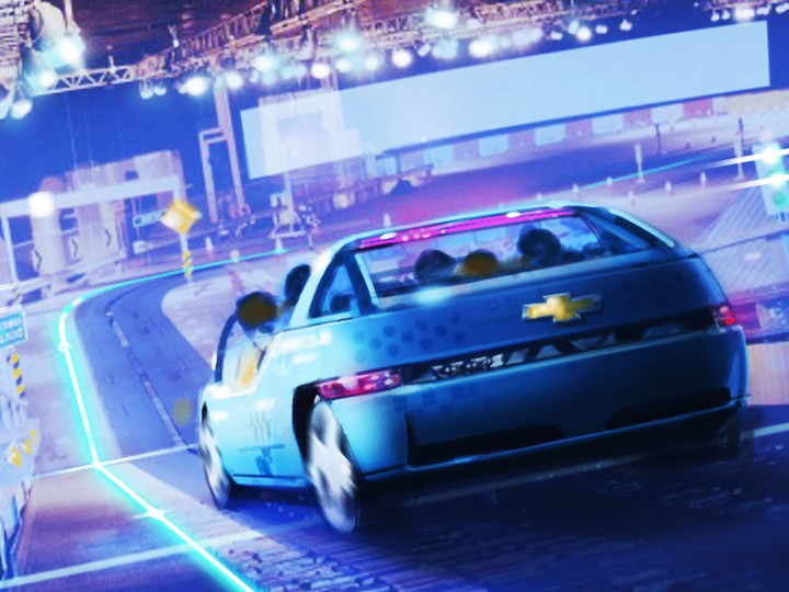 Chevrolet and Disney launch Design-themed Virtual Ride