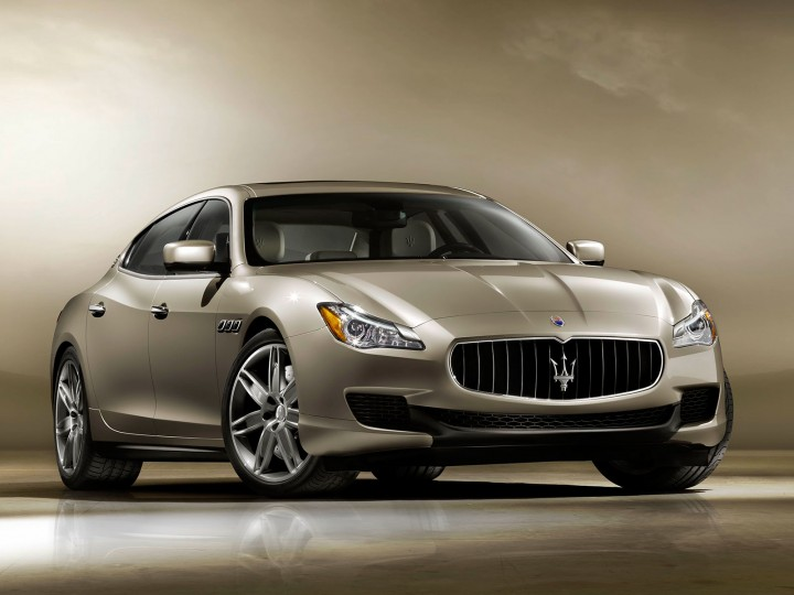 Maserati Quattroporte: design preview