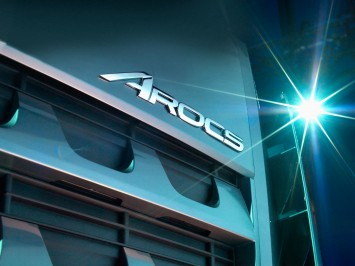 Mercedes-Benz Arocs preview