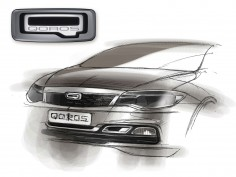 New Chinese carmaker Qoros to debut at Geneva 2013
